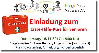 nabern - rathaus - teck - kirchheim - zehntscheuer - flugplatz, Einladung